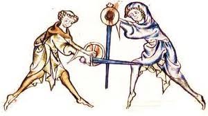 Das Manuskript I. 33 gilt als ältestes bekanntes Fechtbuch Europas