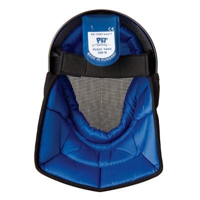 Fechtmaske 1600N von PBT, Innenansicht