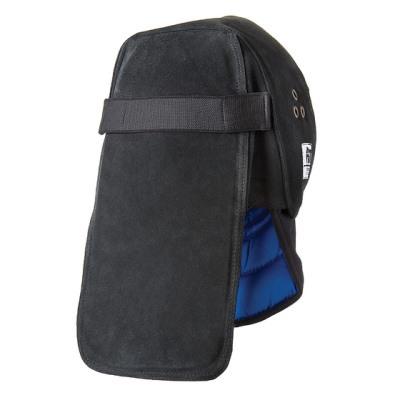 Hinterkopfschutz von PBT, Ansicht von hinten