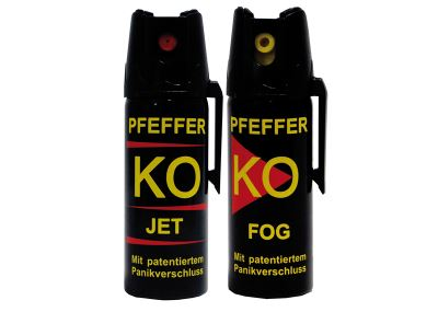 Pfeffersprays