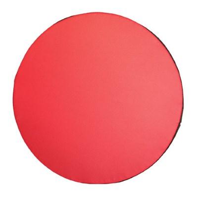 Bouclier d'entraînement rouge
