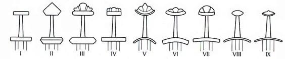 Wikingerschwerter