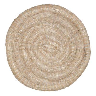 Cible ronde en paille 80 cm