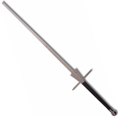 Federschwert mit Hohlkehle