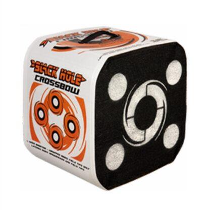 Cible cube BLACK HOLE