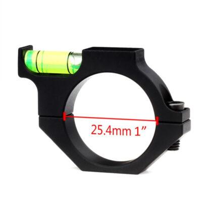 Wasserwaage für Zielfernrohr 25,4mm