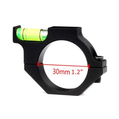 Wasserwaage für Zielfernrohr 30mm